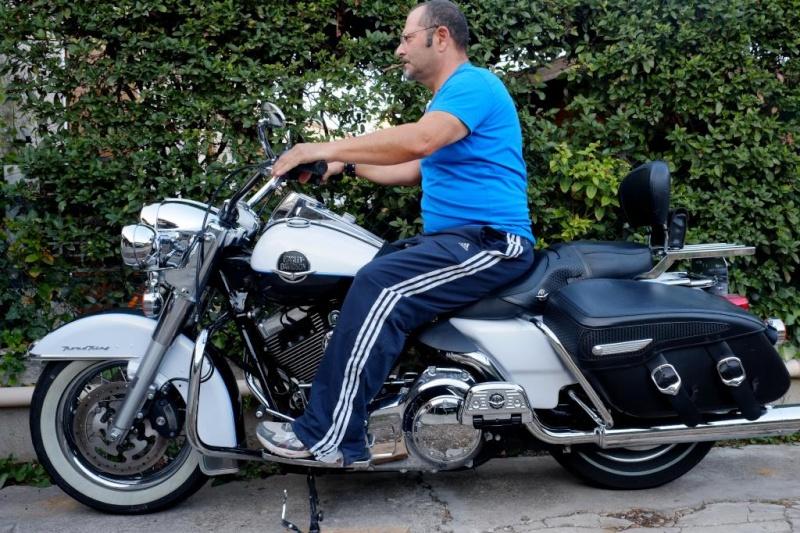 Mes ex Harley Davidson 73ab0110