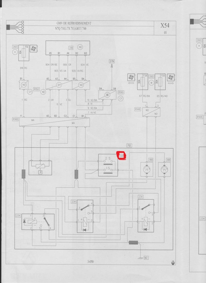 interrupteur de temperature ventilateur safrane Gmv_0011