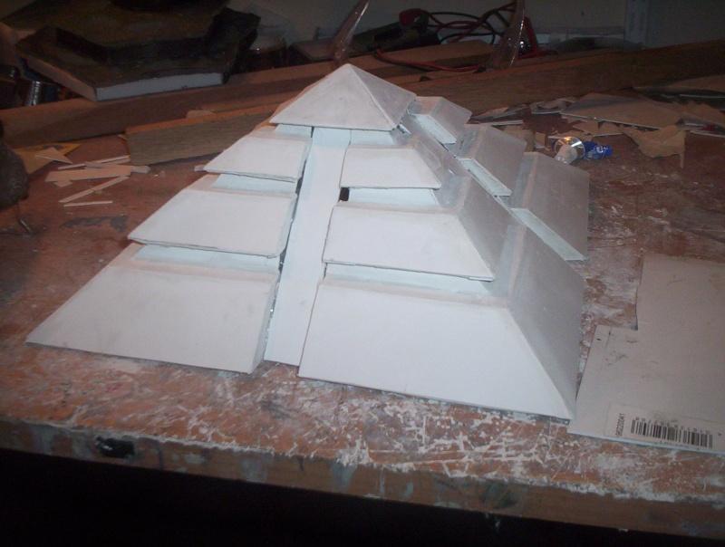 Diorama stargate pyramide de Ra 000_0012