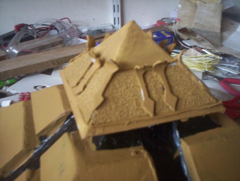 Diorama stargate pyramide de Ra 000_0014