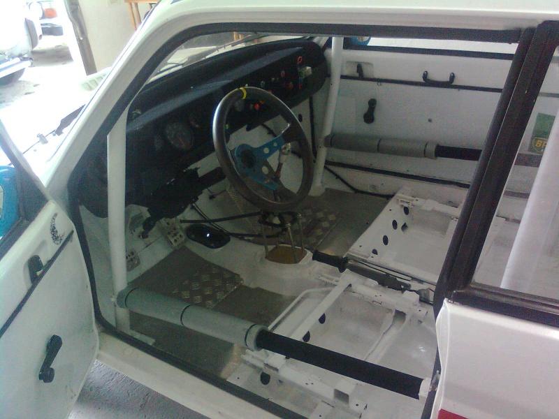 Talbot Samba Rallye in restauration Imagen15