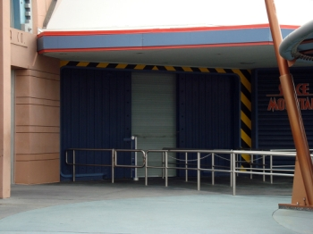 Space Mountain - refurbishment Smr410