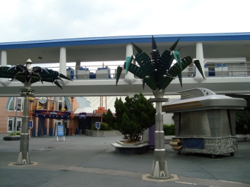Space Mountain - refurbishment Smr510