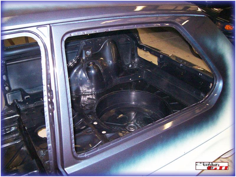 GOLF GTI MK1......450 000KMS BLEU HELLIOS EN COURS..... 11910