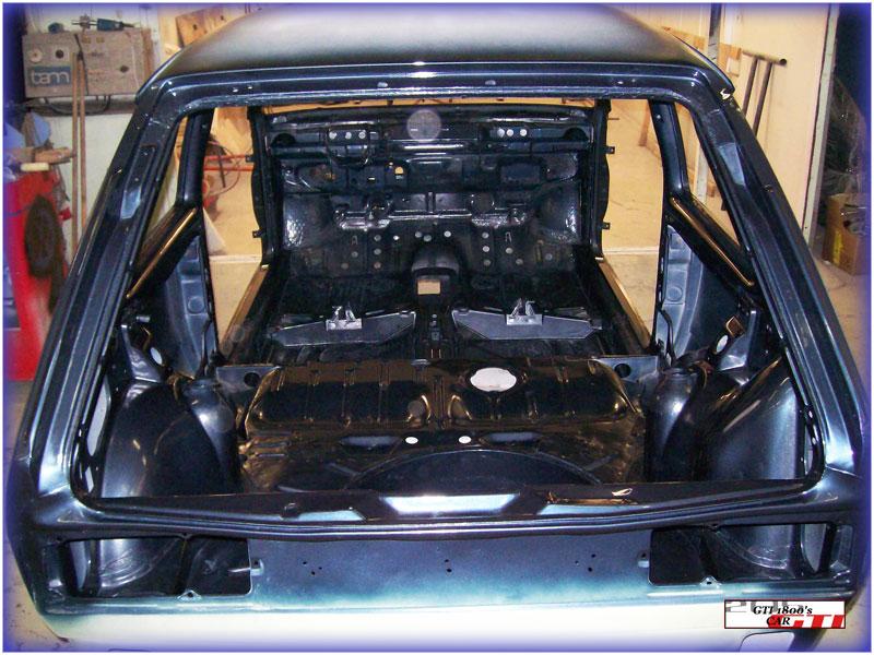 GOLF GTI MK1......450 000KMS BLEU HELLIOS EN COURS..... 12010