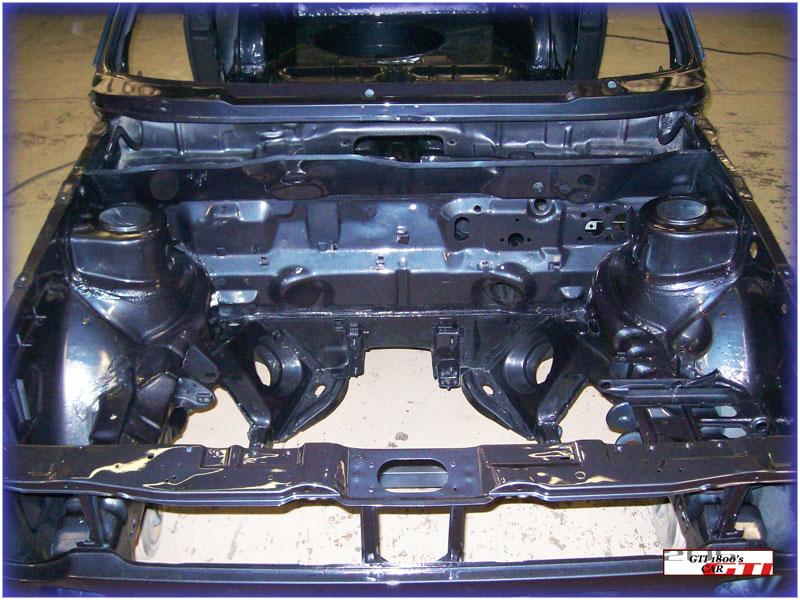 GOLF GTI MK1......450 000KMS BLEU HELLIOS EN COURS..... 12210