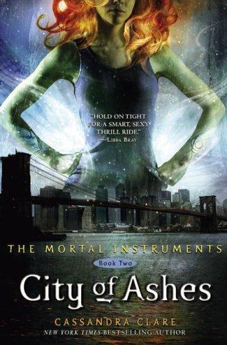 La Cité des Ténèbres (série) - Cassandra Clare 6a00cd10