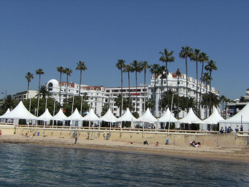 Quelques jours vers Cannes et Antibes...Mais où se poser ? Dscf2012