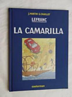 Les éditions spéciales de Lefranc Camari10