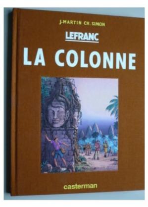 Les éditions spéciales de Lefranc La_col10
