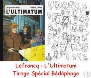 Les éditions spéciales de Lefranc Ultima10