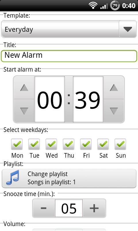 [SOFT] G-ALARM : Excellent réveil venant de WM porté sous Android [Beta-Expire le 20 Janvier] Snap2037