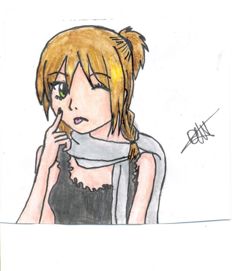 Draws by Leah Numari12