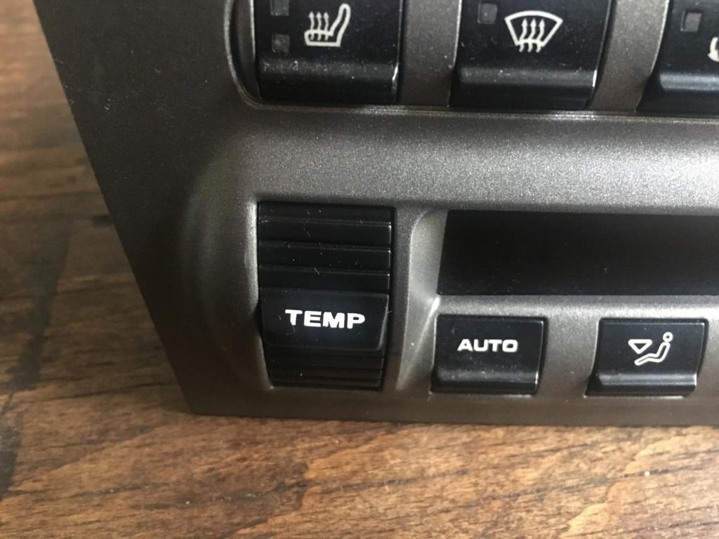 Commande de climatisation 997 Ecefcf10