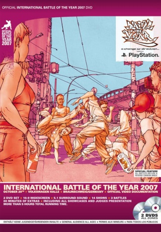 Battle of the Year 2007 International -Souds listas Boty2011
