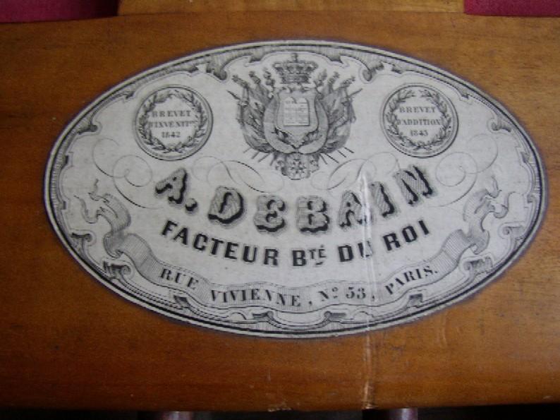 Debain n°1520 P1010020