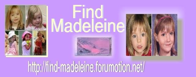 Find Madeleine