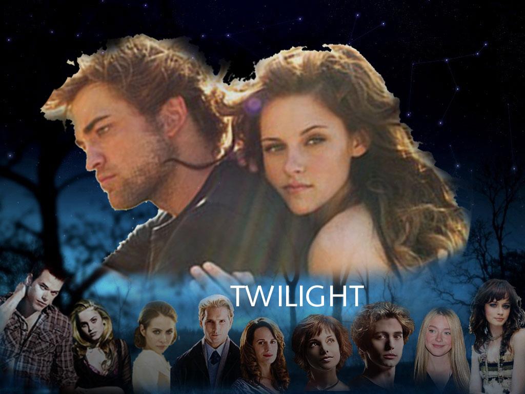 Breaking Dawn la suite,Edward et Bella et tout les autres 12 ans plus tard