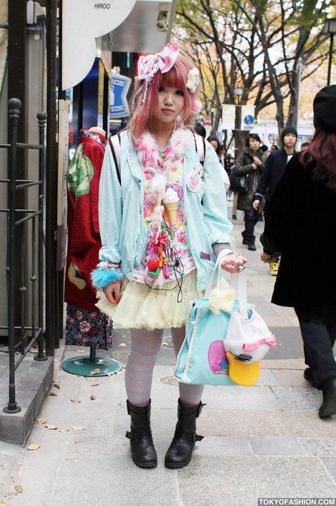 Comment bien porter le Spank! / le Fairy Kei~ 26518_10
