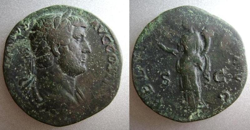 Las Monedas de los emperadores hispanos. 1168