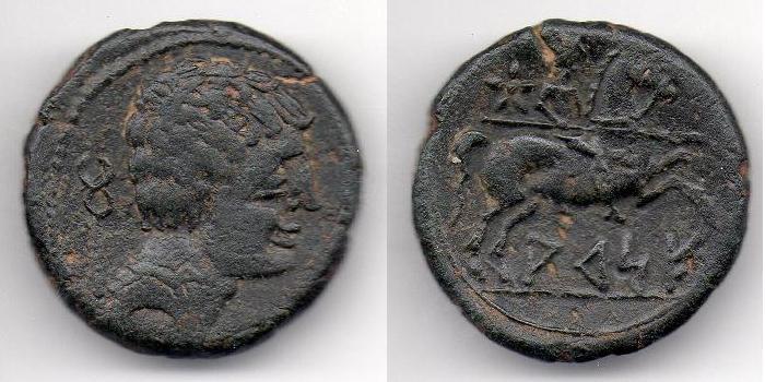 II CONCURSO IMPERIO-NUMISMÁTICO - //Pueblo Ibérico// 127