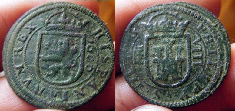 VIII maravedís del Ingenio de Segovia [intentemos reunir todas las fechas] Blanca11