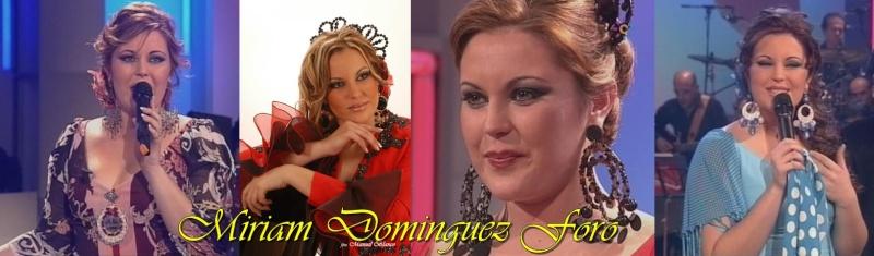 Foro Miriam Domínguez