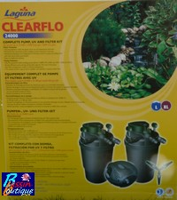 kit clear flo 24000 Kit_2410