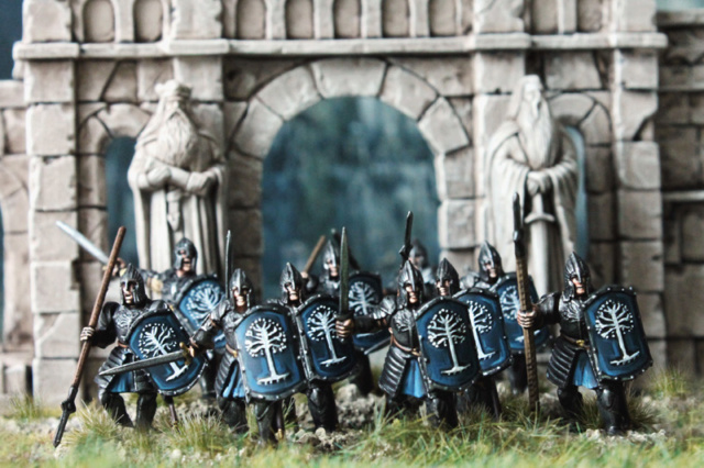 Middle Earth Strategy Battle Game Gondor10