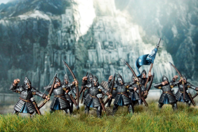 Middle Earth Strategy Battle Game Gondor11