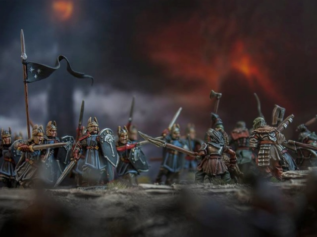 Middle Earth Strategy Battle Game The-la10