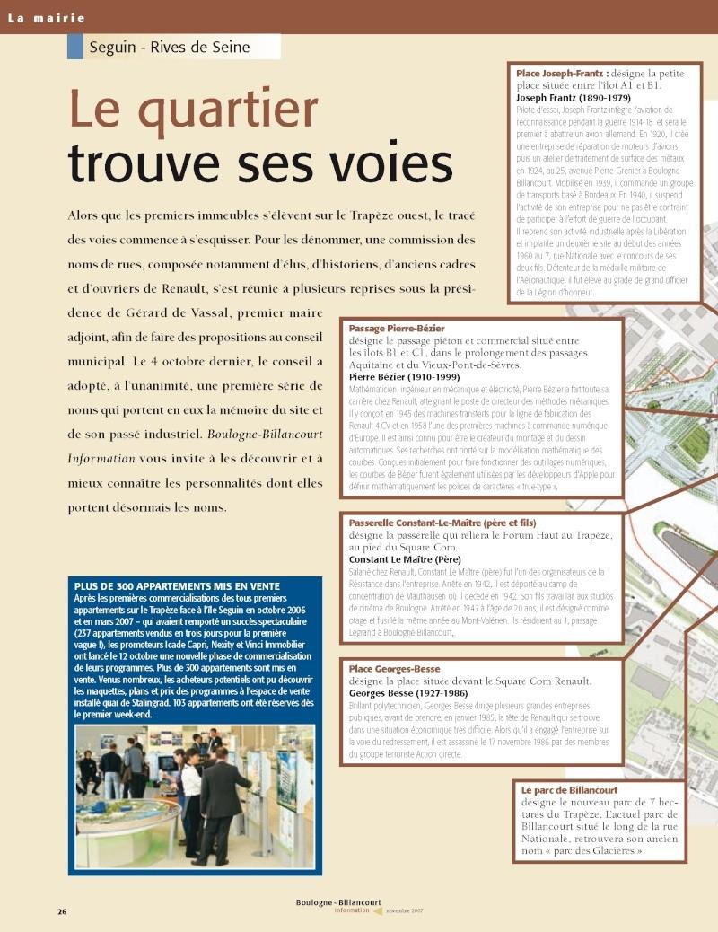 Plan du trapèze / nom des résidences et des rues - Page 2 La_mai10