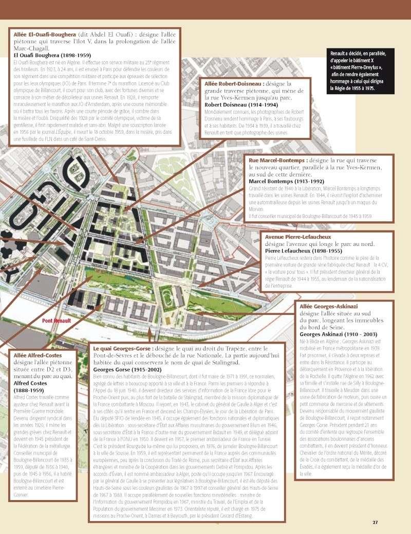 Plan du trapèze / nom des résidences et des rues - Page 2 La_mai11
