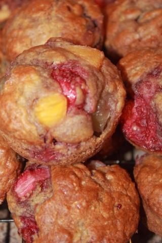muffin divin aux fuits Muffin10