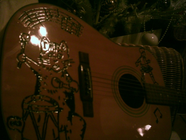 judged by your wood................... Guitar12