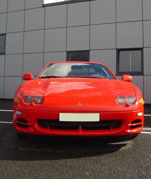MITSUBISHI 3000-GT VR-4 (1991 - 2001) 3000gt10