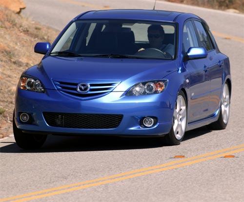 MAZDA 3 2.0 MZR Performance Mazda310