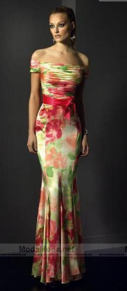 gece elbise modelleri( robe de soirees) 310