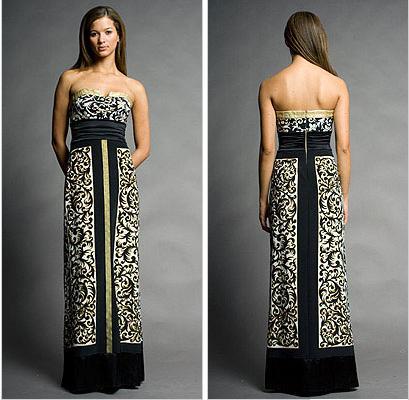 gece elbise modelleri( robe de soirees) Nicole10
