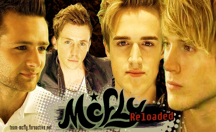 one love, one life with McFly
