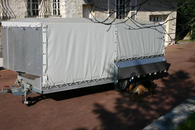 REMORQUE TRANSPORT MCR Remorq10