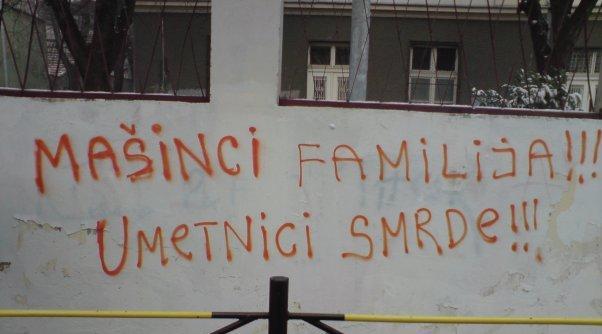 Masinci-familija