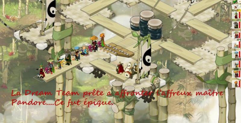 Face au Maître Pandore, seule le courage permet de vaincre! Donjon10