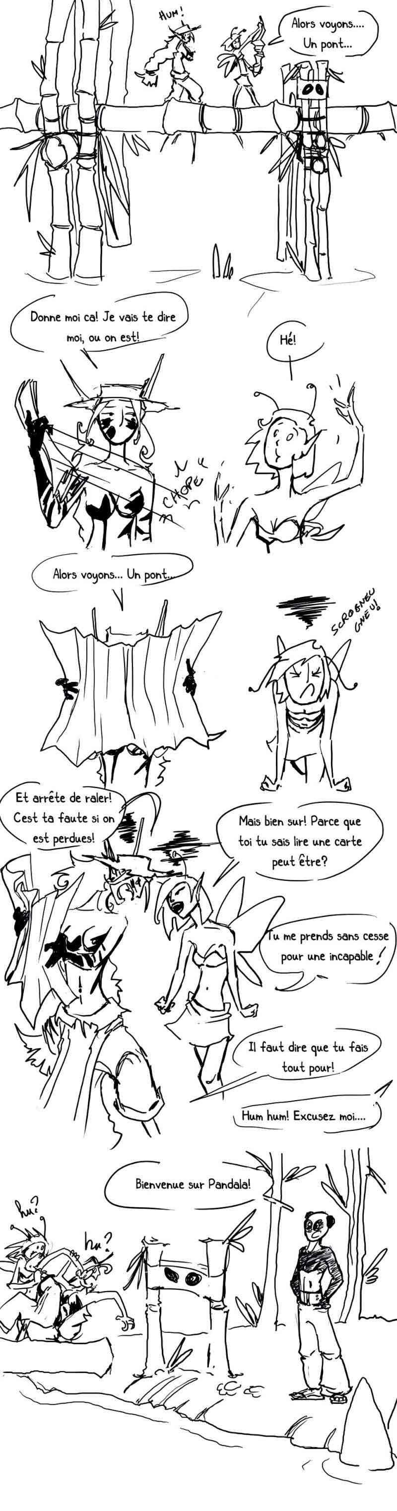 seik et ekis, les aventures ILLUSTREES - Page 2 Strip312