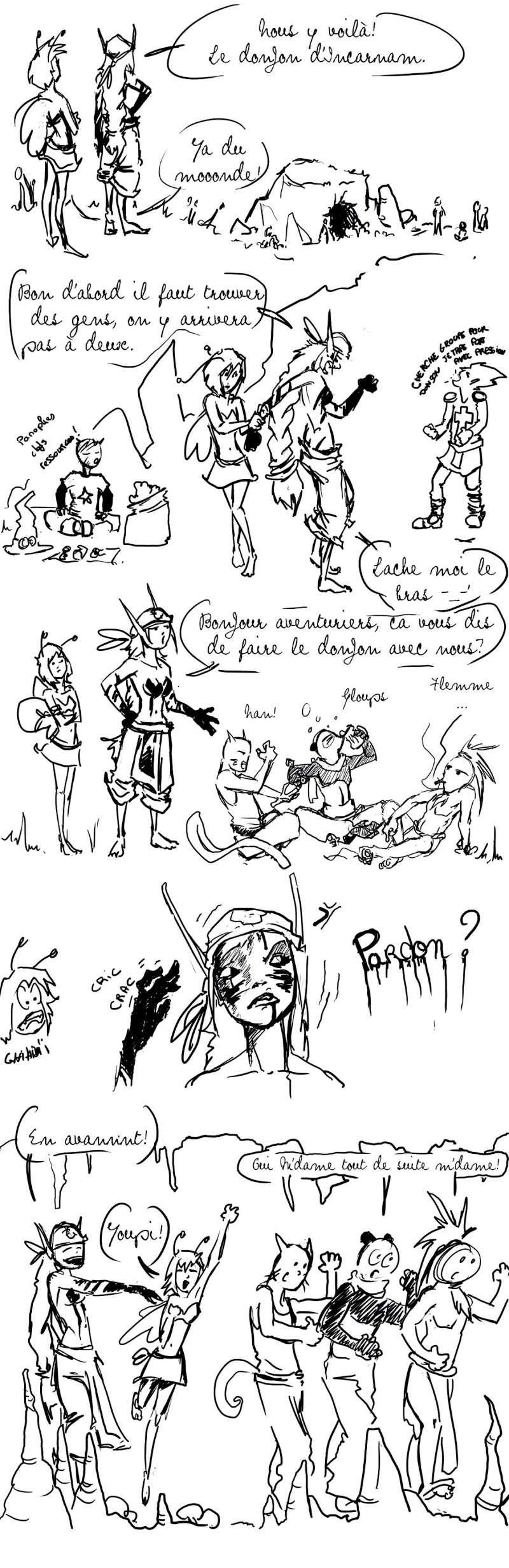 seik et ekis, les aventures ILLUSTREES - Page 5 Strip810