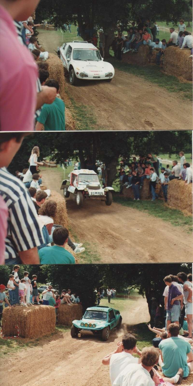 Rally du Perche 1991 et 1993 Souven10