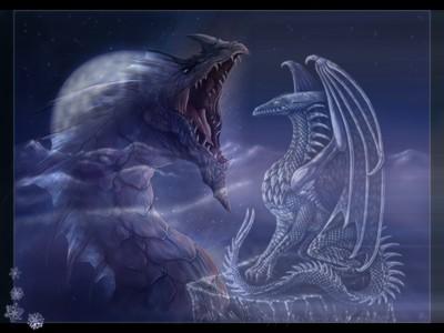 Les Oubliés ~ Les Dragons