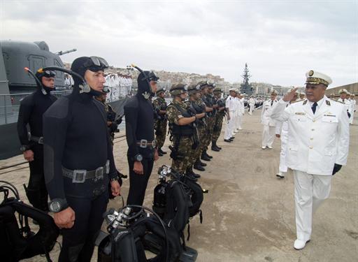 البحرية الجزائرية بين الماضي و الحاضر X110