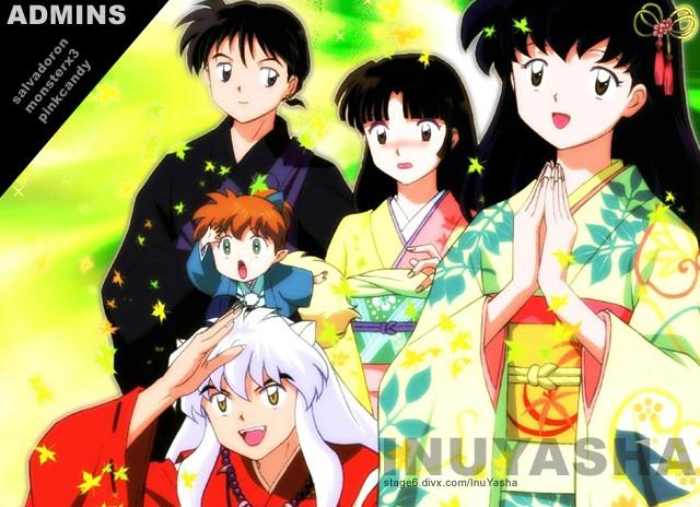 Album manga Inuyasha 6510