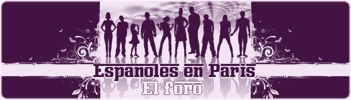 Españoles en París